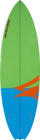 2019 Naish Go-To Surfboard - Bottom