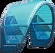 2019 Cabrinha FX Kiteboarding Kite - Blue (002)
