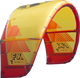 2019 Cabrinha FX Kiteboarding Kite - Red/Yellow (001)