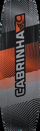 2019 Cabrinha Ace Carbon Kiteboard - Bottom