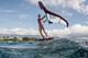 Fanatic Sky Wing Foilboard Toeside