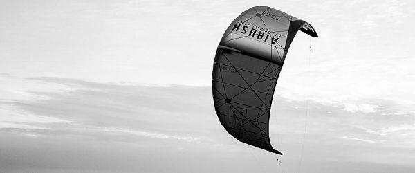 Airush Lightweight Single Strut Geometry
