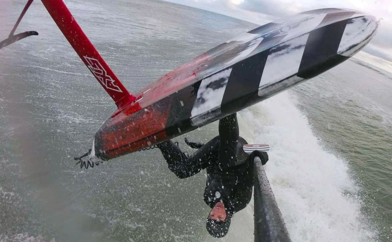 AXIS SUP / Wing S-Series Foil Package