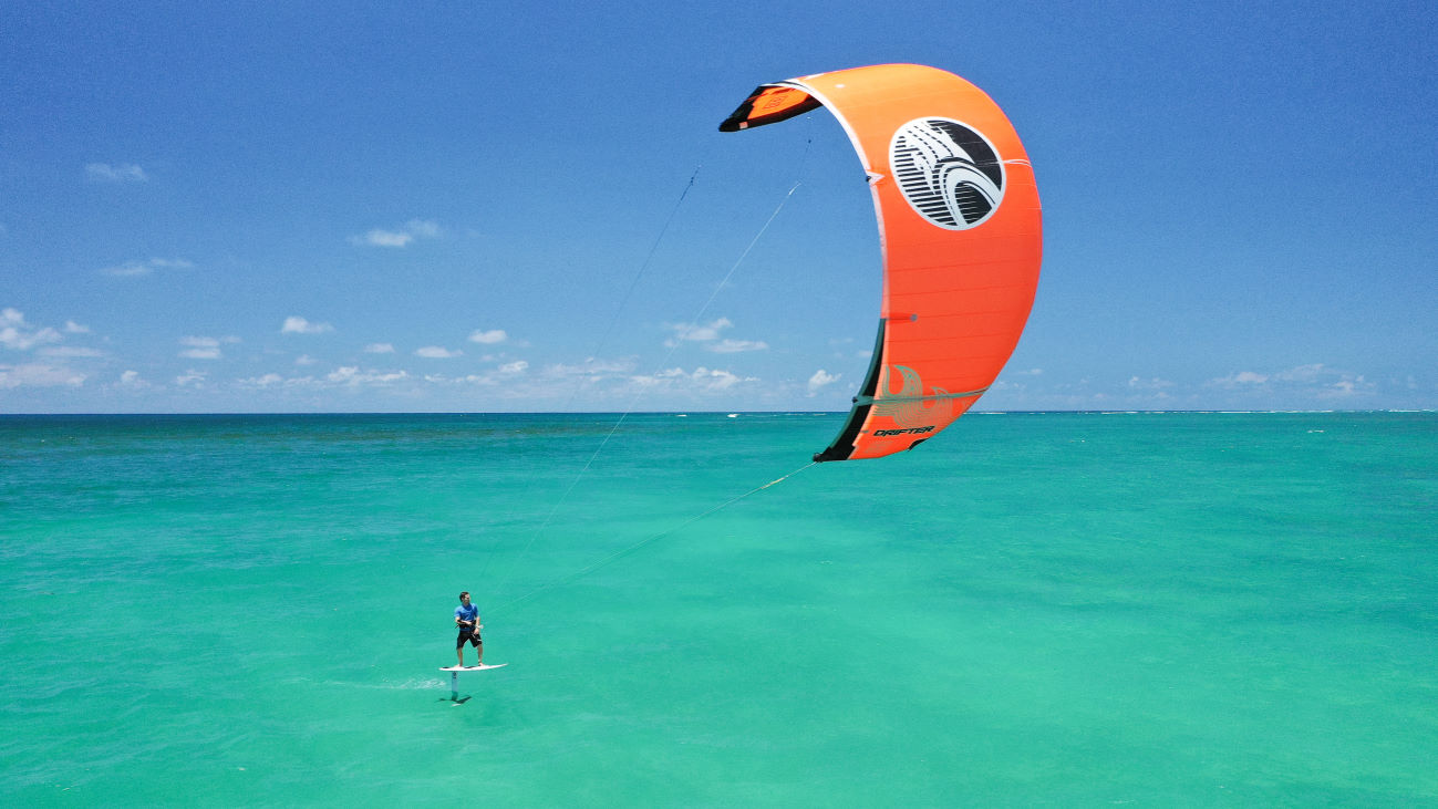 Cabrinha Icon Drifter Limited Edition Kite