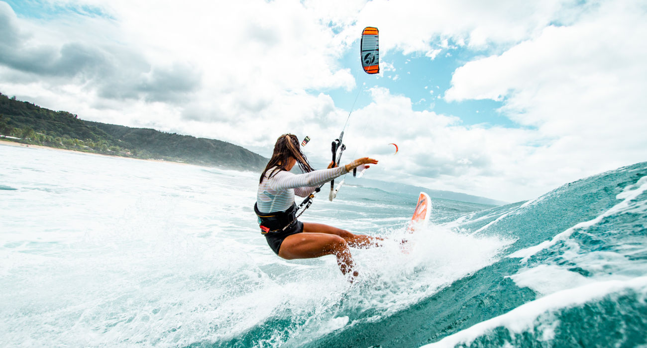 Drifter Surfing