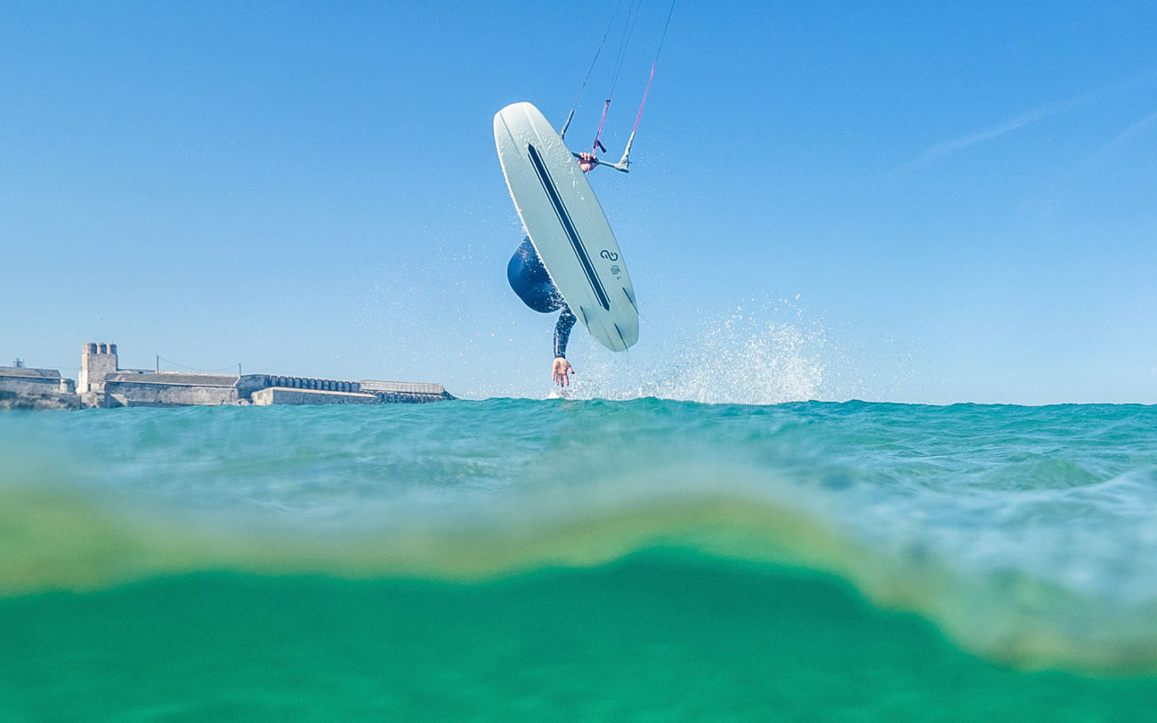 2020 Eleveight Escape Kite-Surfboard