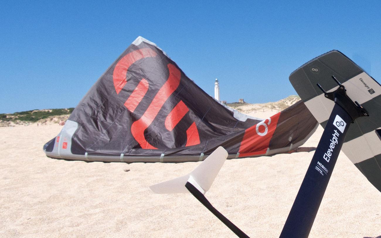 2020 Eleveight OS V1 Kiteboarding Kite