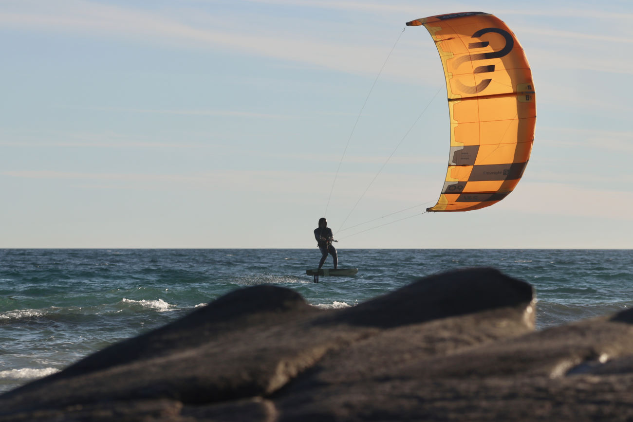 2020 Eleveight WS V3 Kiteboarding Kite