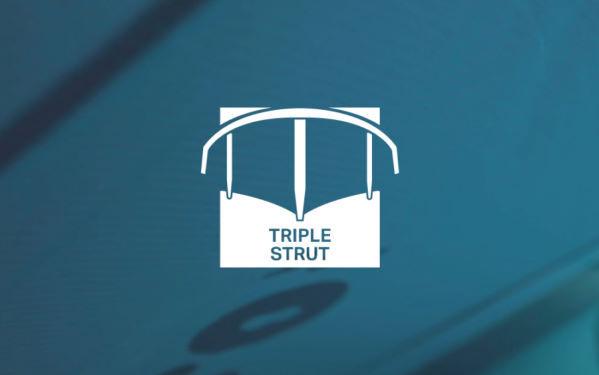 Triple Strut