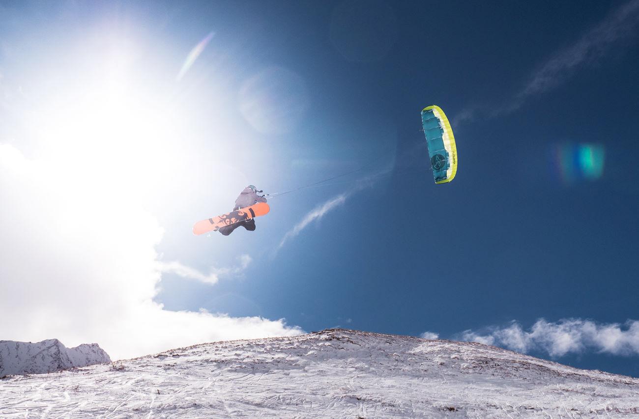 Flysurfer Peak4 Foil Kite