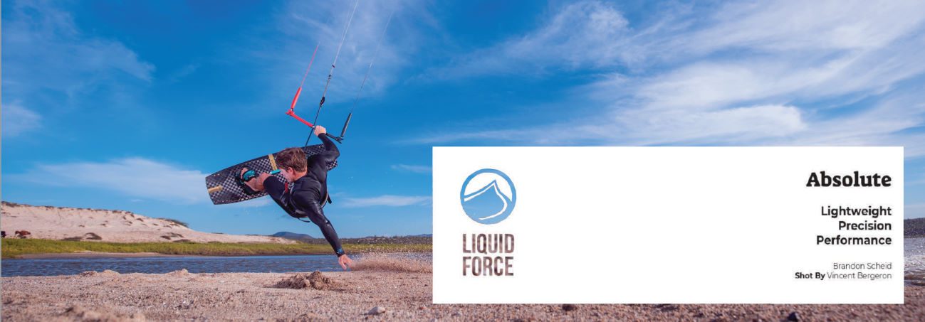 2020 Liquid Force Absolute Kiteboard