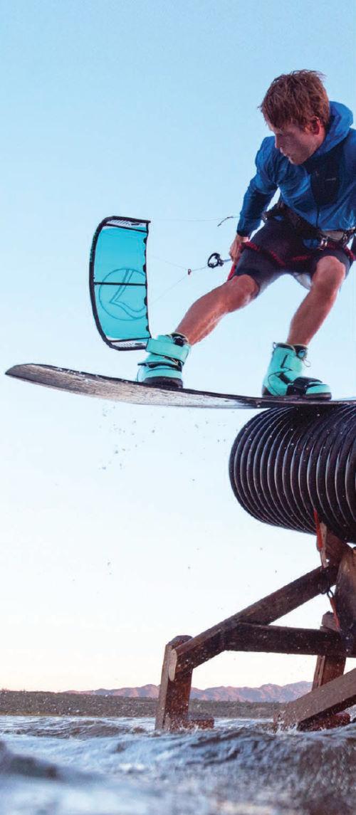 2020 Liquid Force Boom Kiteboard