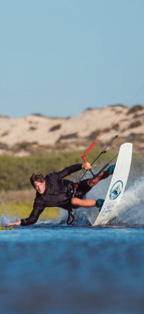 2020 Liquid Force Echo Kiteboard
