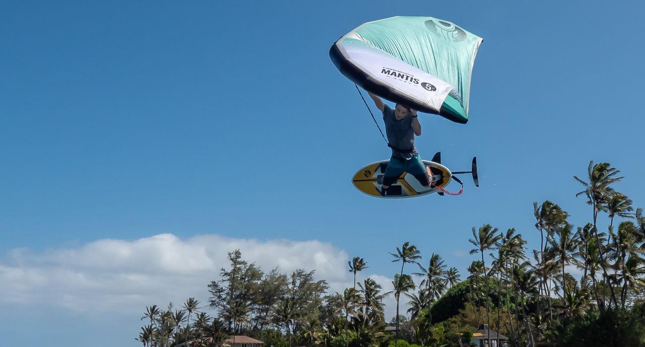 Mantis Wing Kyle Raley Jump