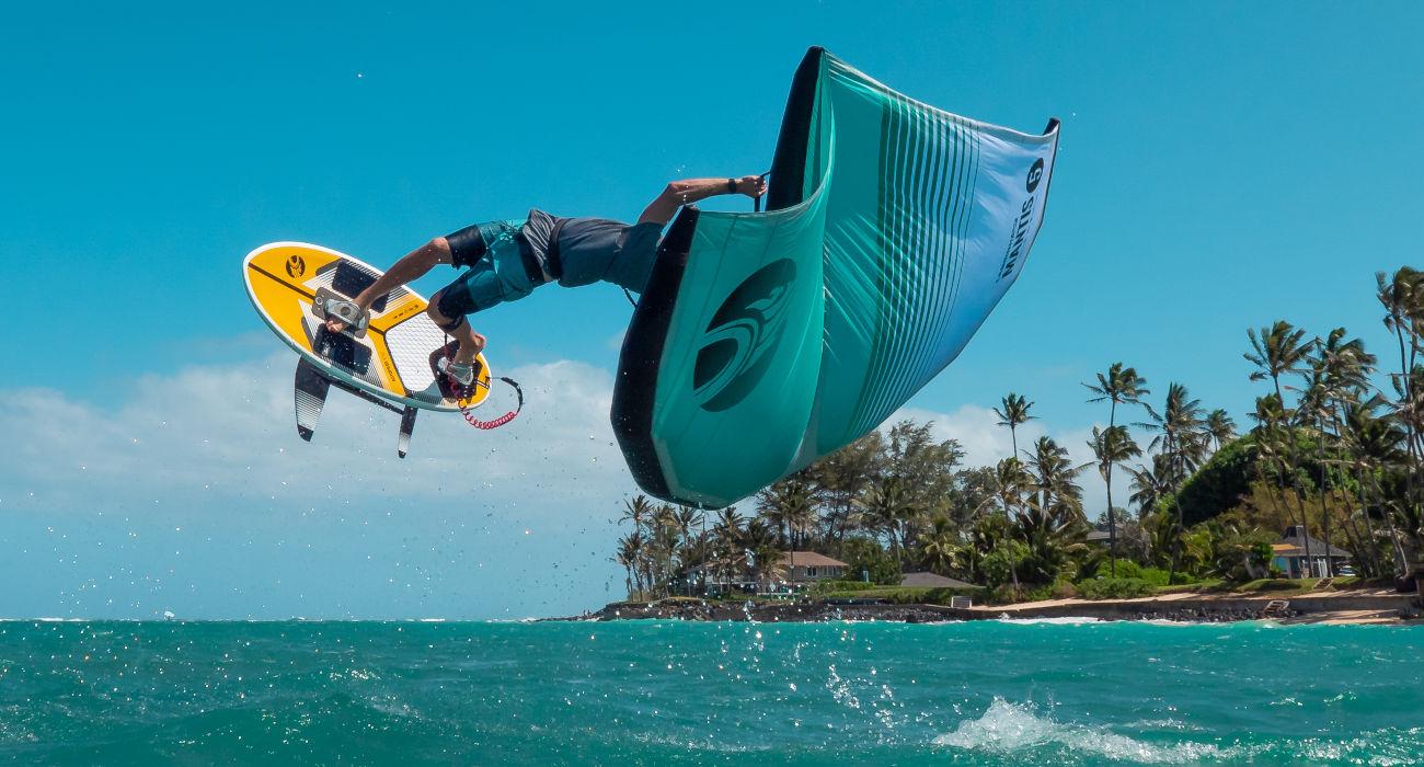 Mantis Wing Kyle Raley Foil Jump