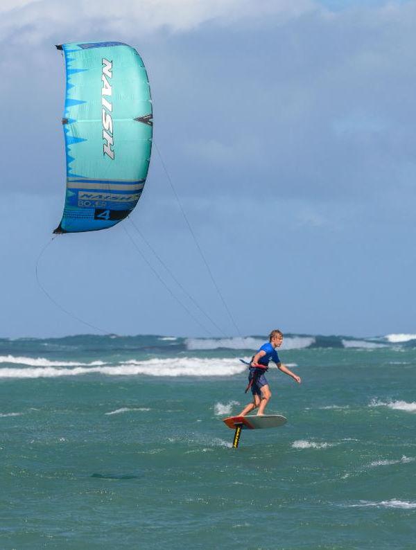 S25 Naish Boxer Kiteboarding Kite