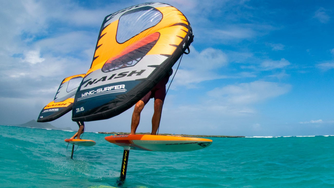 2020 Naish S25 Wing-Surfer