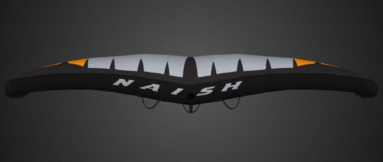 2020 Naish S25 Wing-Surfer front