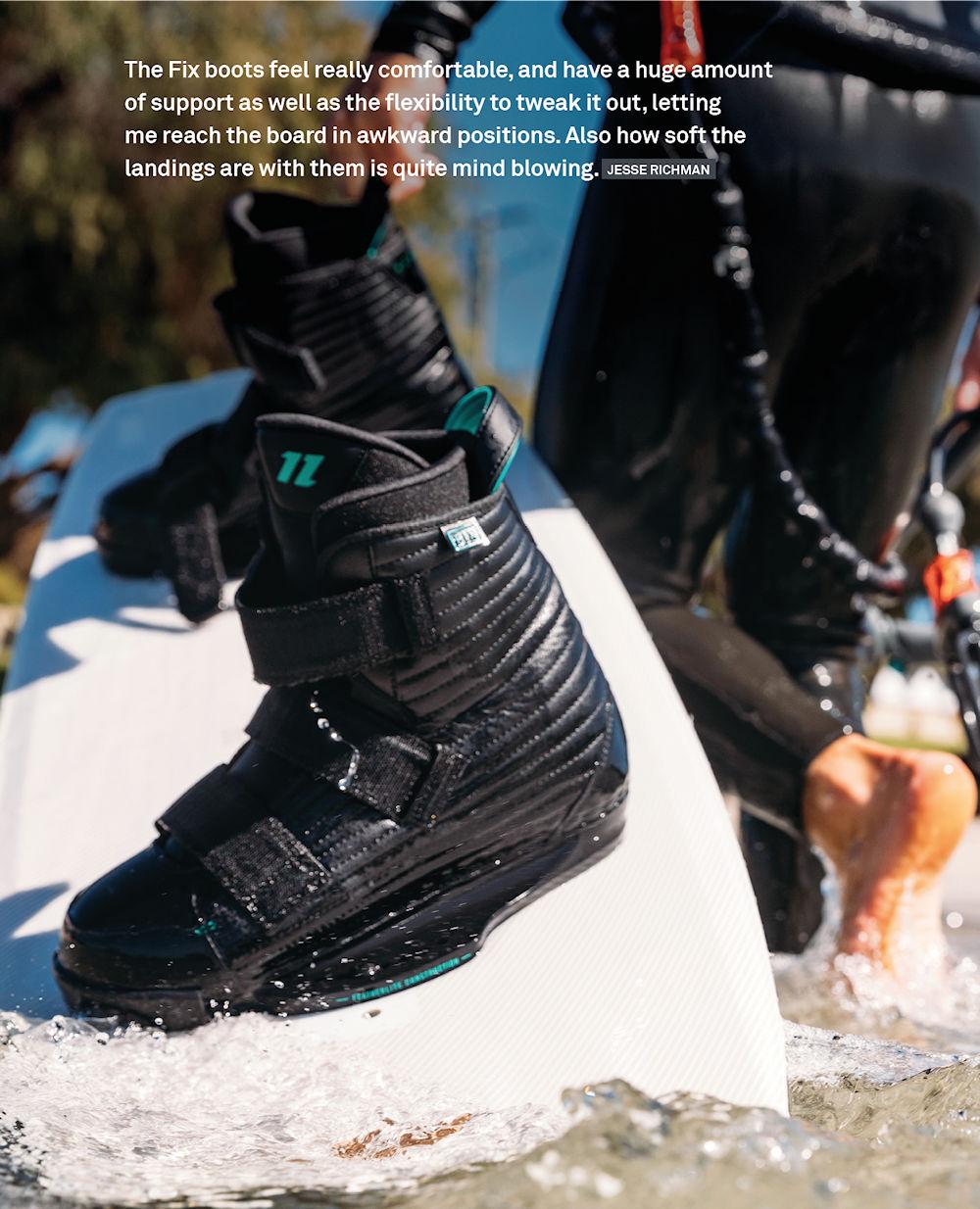 2020 North Fix Kiteboarding Boots