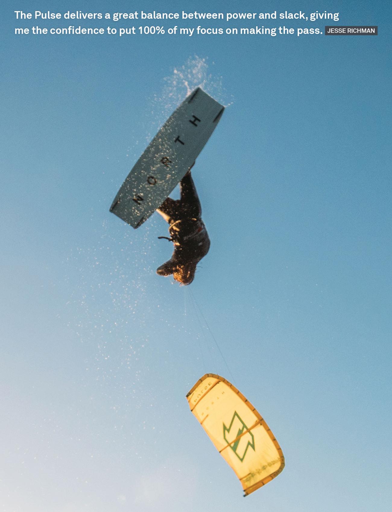 2020 North Pulse Kiteboarding Kite