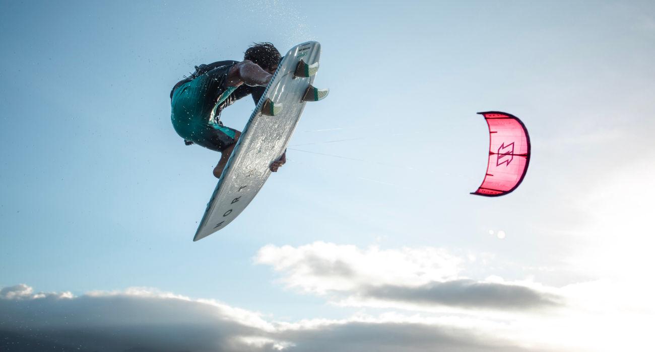 North Reach Kiteboarding Kite