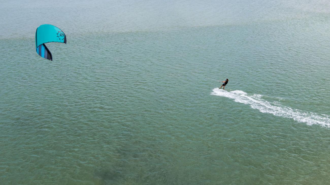 2020 Slingshot Ghost V1 Kiteboarding Kite