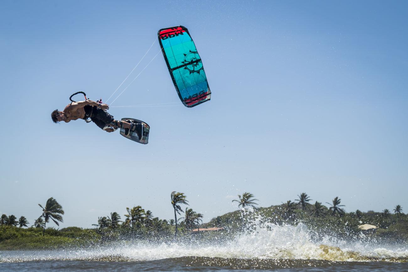 2020 Slingshot RPM V12 Kiteboarding Kite