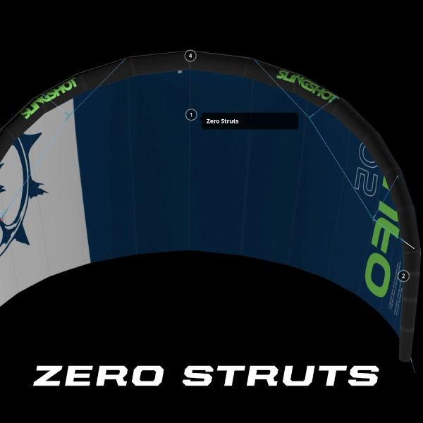 2021 Slingshot UFO Foiling Kite