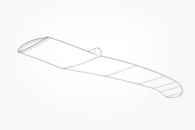 2021 Starboard E-Type Wing Set