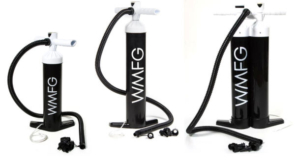 WMFG Kiteboard Pumps