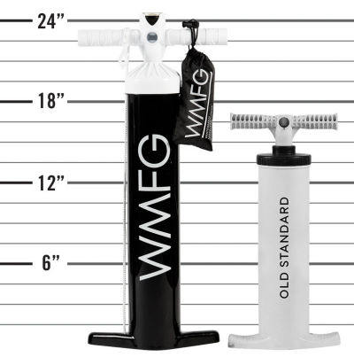 WMFG Kiteboard Pump Tall