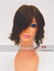 Premium Human Hair Ez Volume 6810 Mono Silk Top Cut Away Lady's Top Hairpiece
