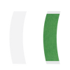 "Green Liner Easy Green Tape ""C"" Shape 3/4"" x 3"" (36 pcs per pack)"