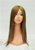 Wig Monica Long Hair Wig Silk Top Hair Loss Medical Wig Human Hair