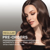 Virtual Order Women's stock hairpieces