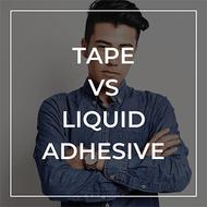 Pros & Cons: Tape Vs Liquid