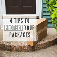 Keep Your Purchases Safe with These 4 Tips