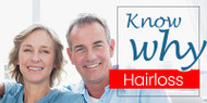 What causes hair loss for men and women?