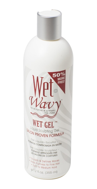 Wet Wavy Liquid Sculpting Gel 12 oz