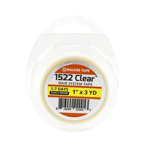 """3M Daily Clear Tape 1"""" x 3 yards"""
