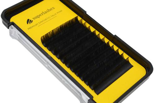 Eyelash extension D-Curl 0.07mm x 12 mm
