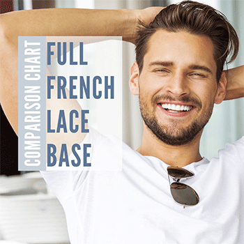 Comparison of Full French Lace Hair Systems