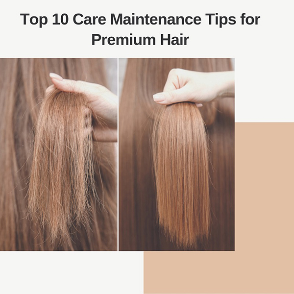 How to Care for Premium Human Hair?
