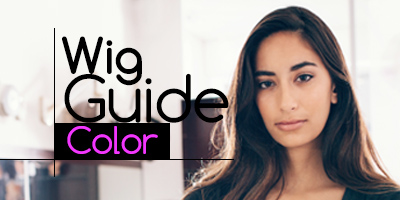 How to choose a color for your wig