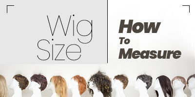 How to measure your head size for your wig