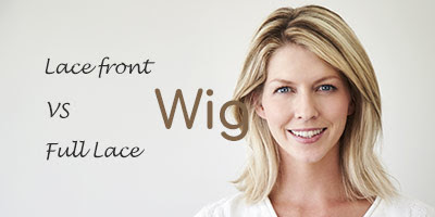 Lace front wigs vs. full lace wigs: What are the differences?