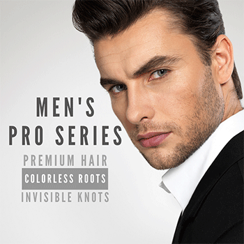 New Men's Hair Pieces (Pro Series)