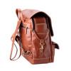"Handmade leather backpack bag ""Andrew"""