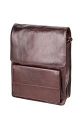 "Handmade leather messenger satchel bag ""1034"""