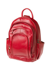 """Handmade leather backpack bag """"Oslo"""""""